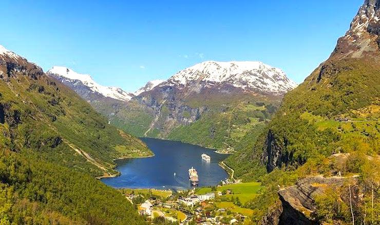 crociera in norvegia