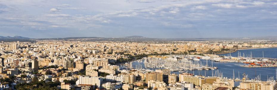espagne - baleares - Palma de Majorque, spain