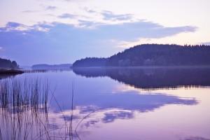 Lago Finlandia