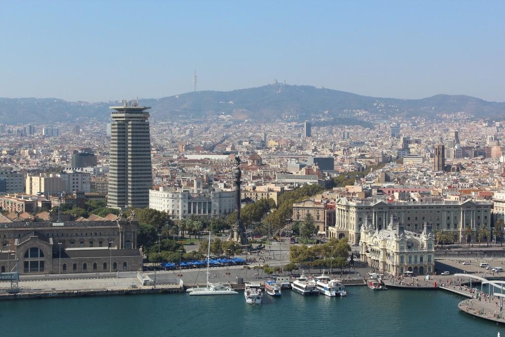 Barcellona, porto