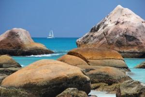 rocce seychelles