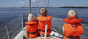 Sicurezza a bordo per i più piccoli