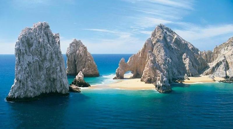 Navigare lungo la costa messicana