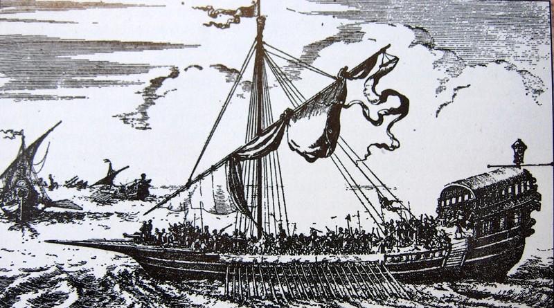Nave corsara