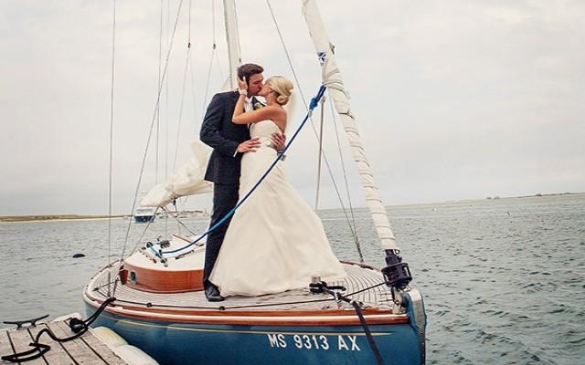 Matrimonio In Barca : Matrimonio in barca a vela