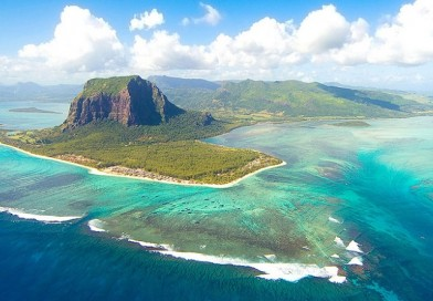 Navigare lungo l'isola Mauritius: profumo di paradiso