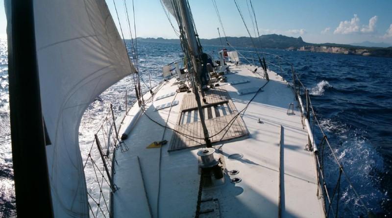 Barca in mare
