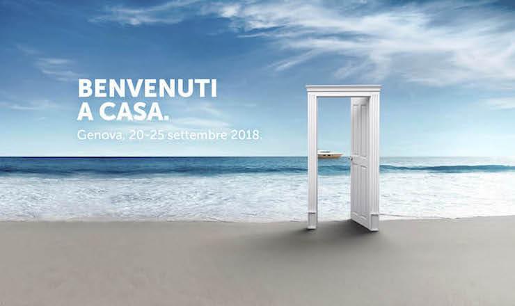 Salone Nautico di Genova - Slogan